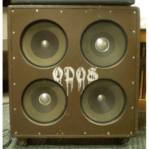 Caixa de guitarra c-4 falantes de 12-.- 018 -