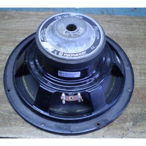 Alto-falantes automotivos Pioneer mod. TS-W302F.- 023 -