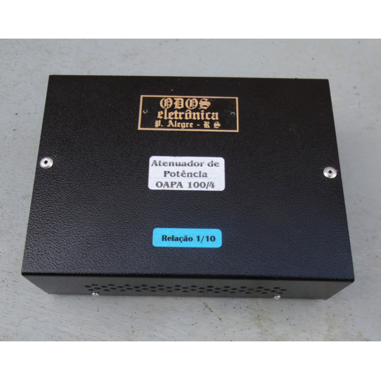Atenuador de potência para amplificadores até 100W.- 248 -