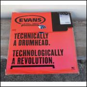 Jogo de peles para bateria Evans.- 265 -