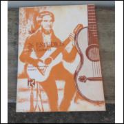 Partitura 26 Estudos Fernando Sor.- 298 -
