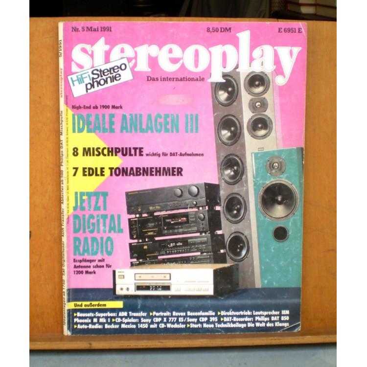 Coleção de revistas de áudio.- 079 -