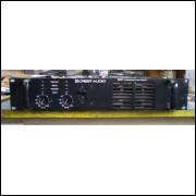Amplificador de potência Crest Audio mod. 6001.- 109 -