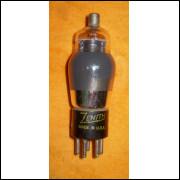 Válvula eletrônica tipo 38.- 165 -