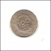 Moeda Brasil 100 réis 1940.- 170 -