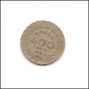 Moeda Brasil 400 réis 1938.- 205 -